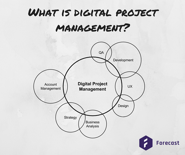 What is digital project management